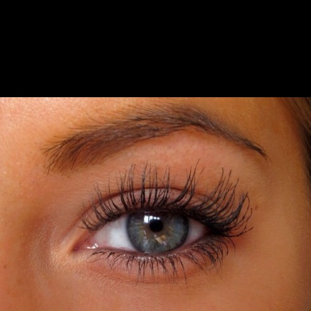 how to make your eyelashes permanently curled
