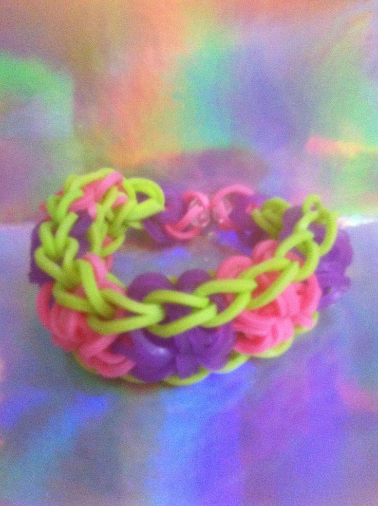 rainbow loomRainbow Loom Double Starburst