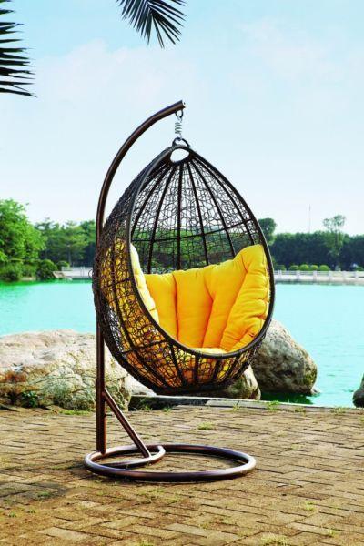Silla colgante hanging chairs beds pinterest - Silla colgante ...