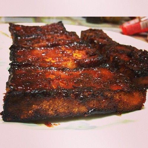 existentialroughdraft: VEGAN BBQ TOFUVegan BBQ sauce ingredients: Base ...