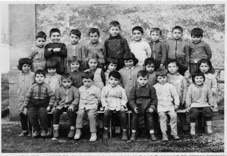 photo de classe maternelle