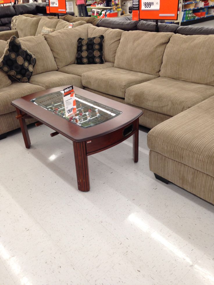 Foosball Coffee Table Den Pinterest