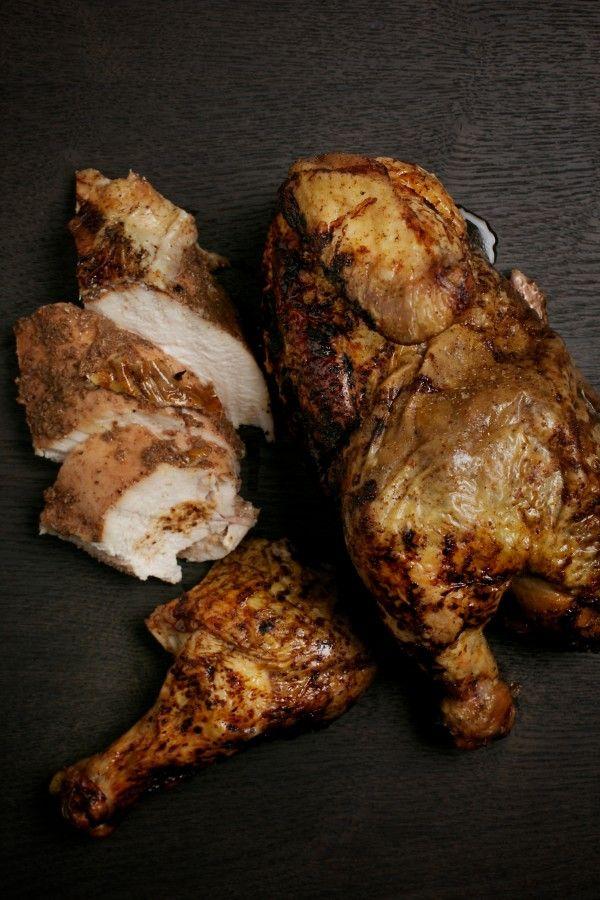 Garam Masala Roast Chicken | Recipe