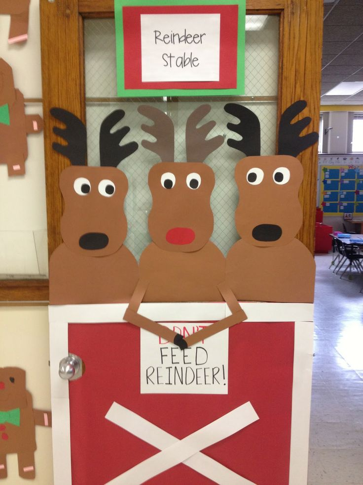 Reindeer Stable :) | Christmas Goodies | Pinterest