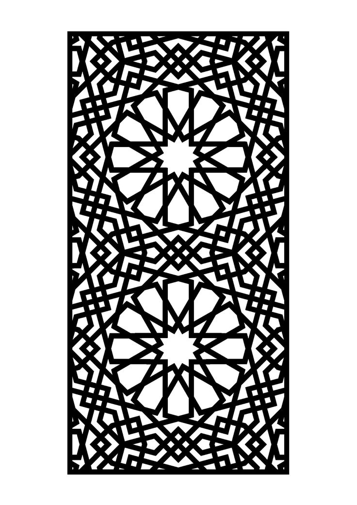 1000 images about desen on pinterest islamic art for Design patterns of doors