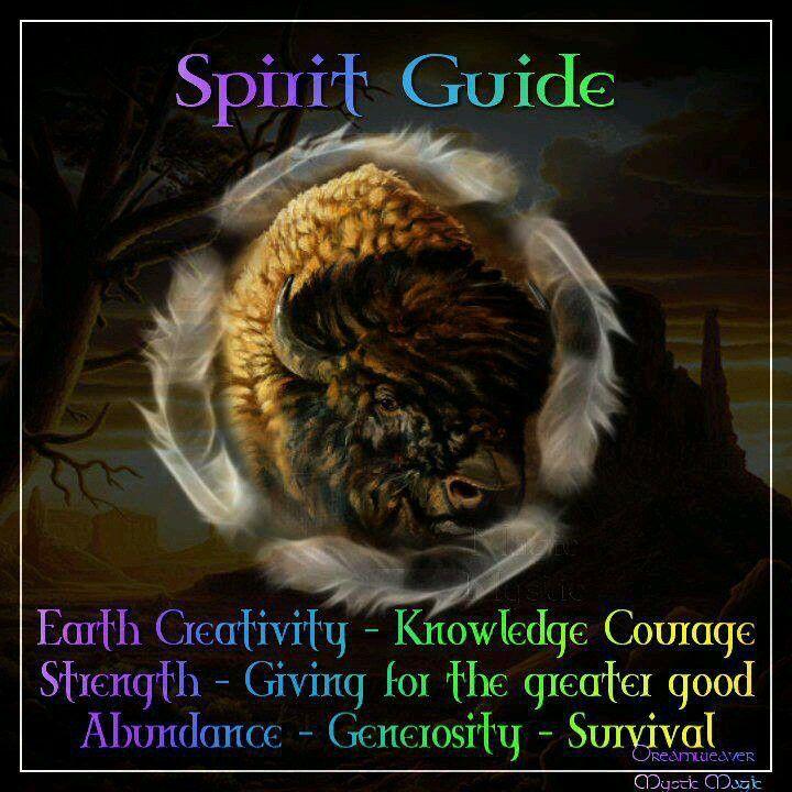 Spirit Guide ...