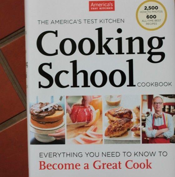 America S Test Kitchen Cooking School Cookbook Giveaway