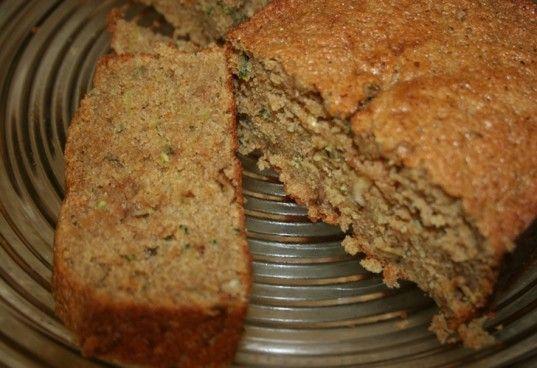 HOW TO: Bake Organic Zucchini Carrot Quinoa Bread | Inhabitots