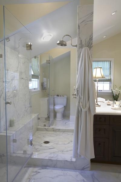 Walk through shower design pictures joy studio design for Walk through shower plans
