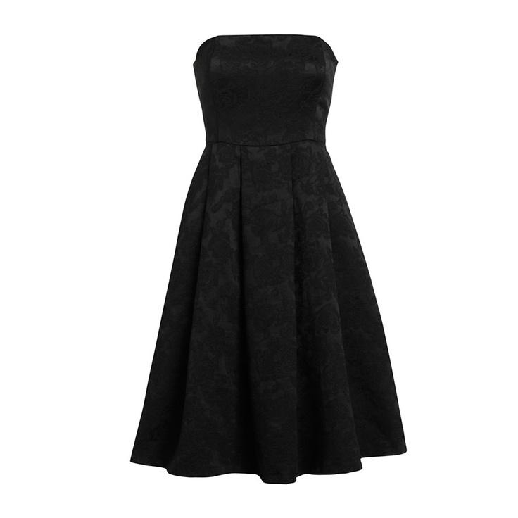 Lastest Black Pretty Woman Midi Dress  Buy Designer Dresses Online At Nookie
