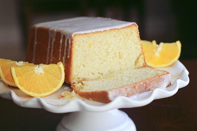 orange pound cake   Bizcochos, Bundts, tartas....   Pinterest