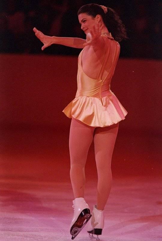 nancy kerrigan | Beauty & Talent On Ice | Pinterest