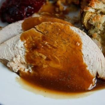 Maple and Chipotle Roasted Turkey Breast | delicious | Pinterest