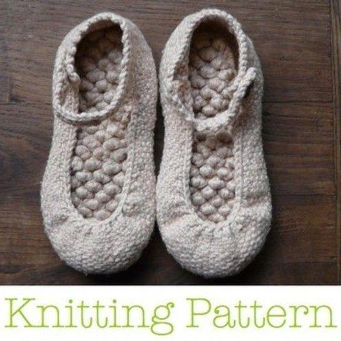 Knitting 3 Stitch Bobble : Bobble Ballerina PDF Knitting Pattern