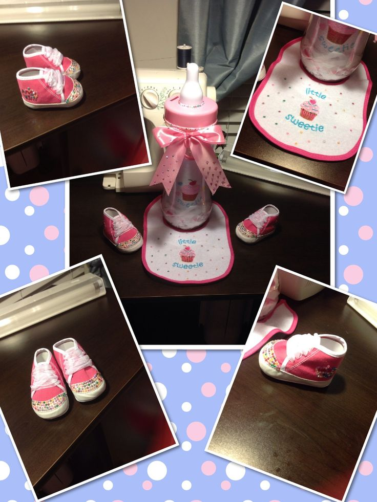 last minute customized baby shower gift if interested
