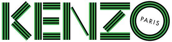 Logo - Kenzo  greenKenzo Logo