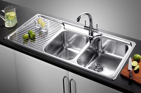 Blanco Canada ::drainboard sink Teka Kitchen Sink Pinterest