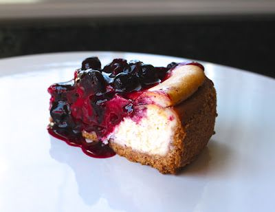 Cheesecake with Blueberry Sauce | Moms Crazy Cooking Challenge - Chee ...