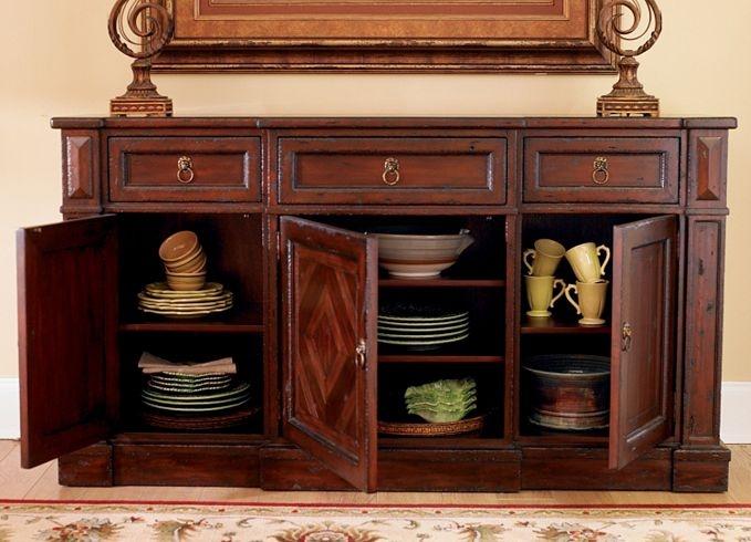 King Arthur Buffet Haverty 39 S Furniture Pinterest
