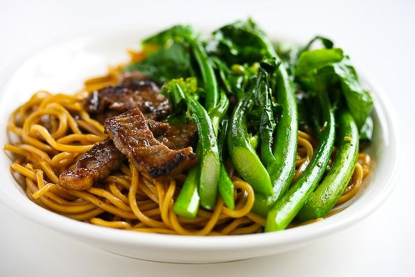 slaw and spinach chinese pepper steak stir fried beef with onions ...
