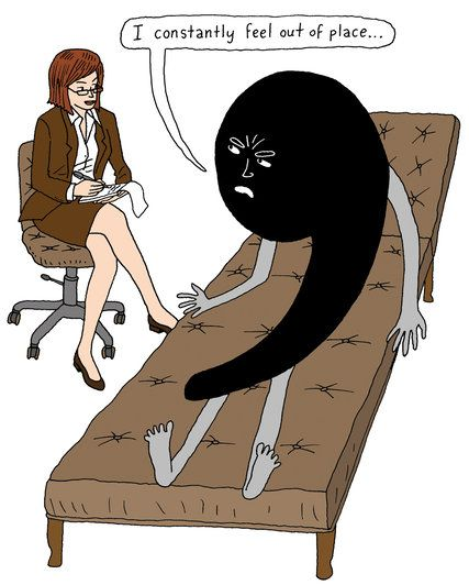Ben Yagoda helpfully explains the most comma mistakes.  [Illustration by Peter Arkle]