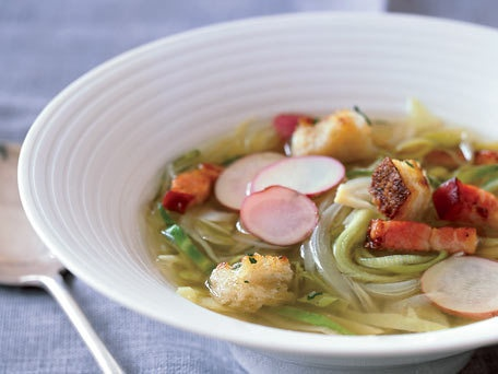 -and-Cabbage Soup-Vegans omit bacon and use Vegan Italian Sausage ...