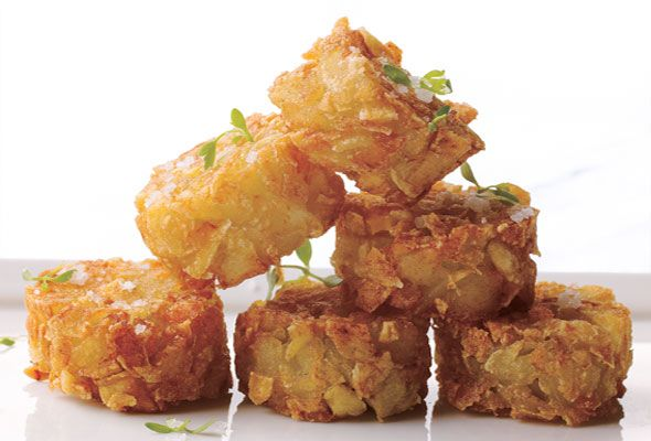 Spuddies | Crisp outside, smooth inside, with crunchy little potato ...