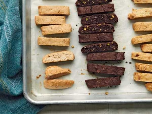 Lemon, Olive Oil, and Almond Biscotti | KitchenDaily.com #OliveOil # ...