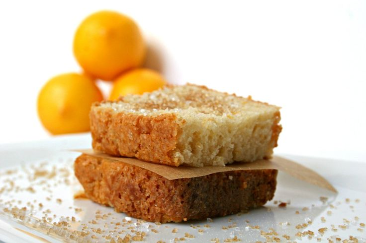 Lemon Yogurt Cake is the perfect sweet citrus treat for the summer's ...
