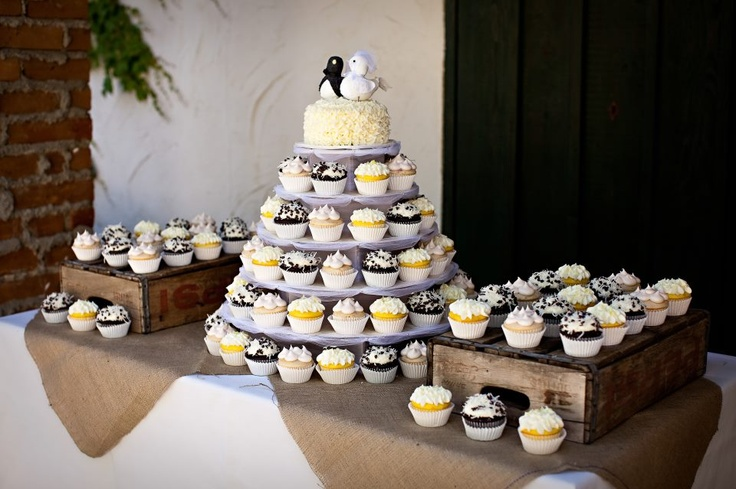 TOP5 Pro, @Itty Bitty Sweets .com Cupcake cake for your wedding day