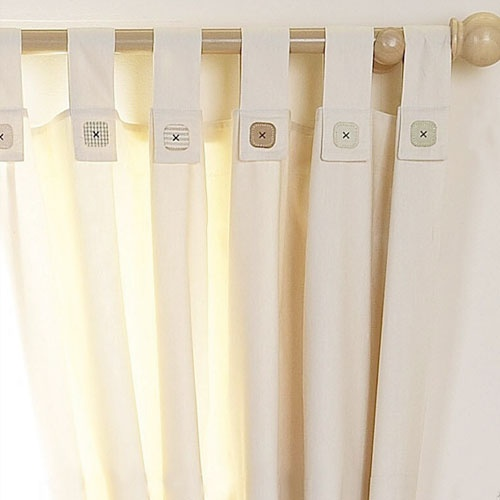 Basics Generic Curtains Large - Basics-tab-top-curtains