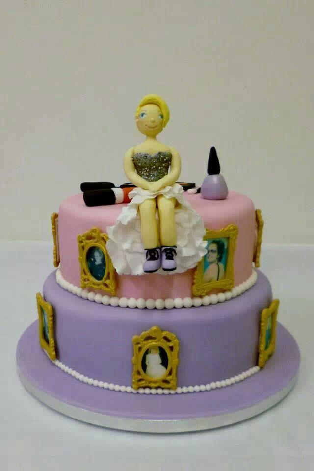 Cake With Photo Frame : Photo frame cake Cakes Pinterest