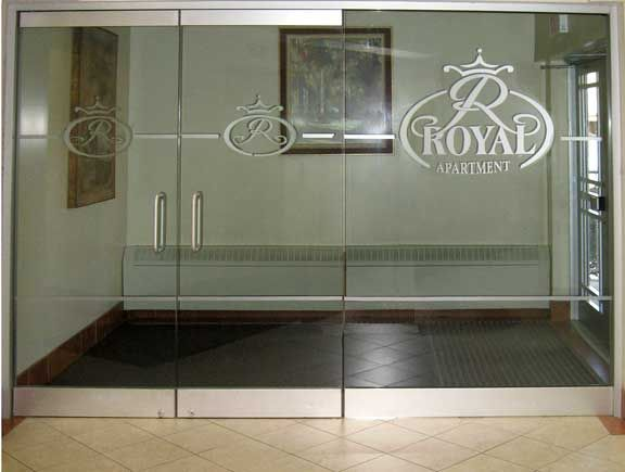 Commercial glass entry door capacity pinterest for Commercial exterior doors
