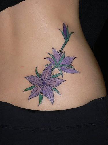 flower tattoos google search botany floral tattoo ideas pinterest. Black Bedroom Furniture Sets. Home Design Ideas