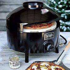 Countertop Pizza Oven Sur La Table : Pizzeria Pronto Outdoor Pizza Oven Sur La Table $300