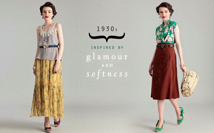 Ruche: Shop 1930s