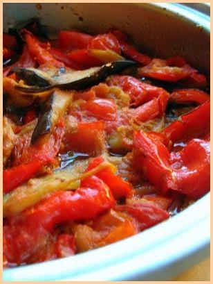 Peperonata.   Vegan Foods   Pinterest