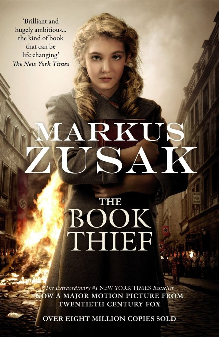 the power of words in the book thief by markus zusak Get an answer for 'how does zusak's use of symbolism convey the power of words to motivate a nation to oppress its most vulnerable citizens' and find homework help for other the book thief questions at enotes.