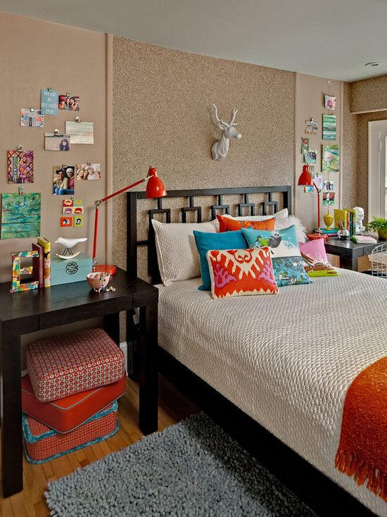 Fun teen room full of fab ideas all things girl bedrooms Fun teen rooms