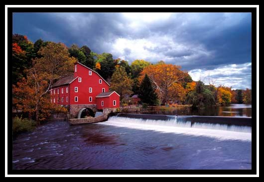 New England Gristmill