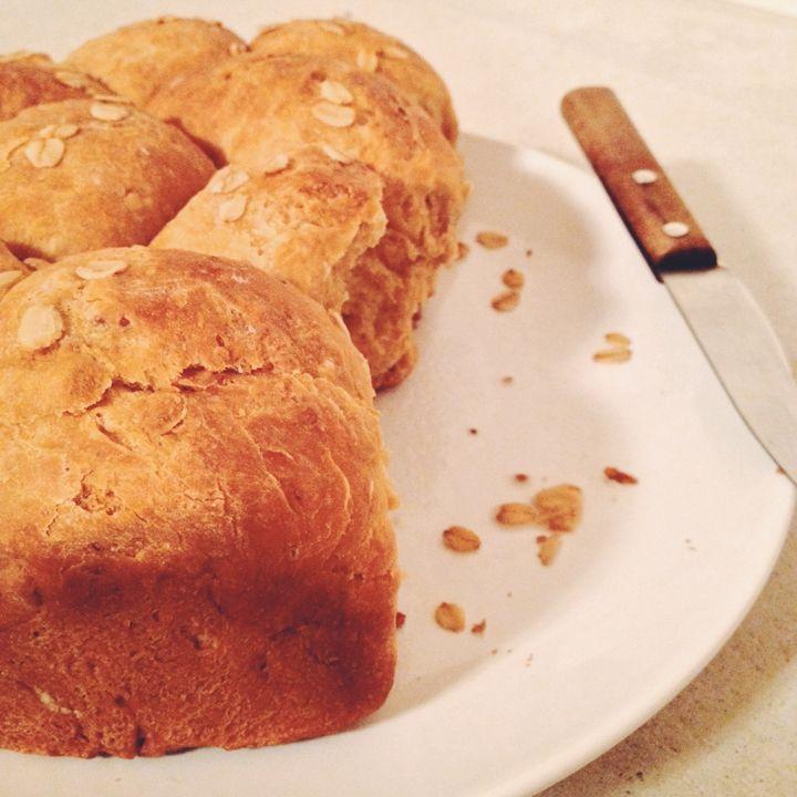 Heavenly Oatmeal-Molasses Rolls Recipes — Dishmaps