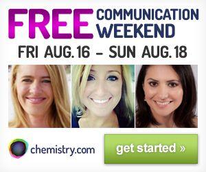 azhy eharmony free communication weekend year