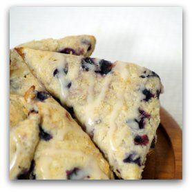 Blueberry Maple Scones   recipes   Pinterest