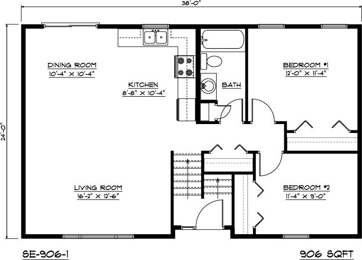 Split entry floor plans inspiration home plans for Split entrance house plans