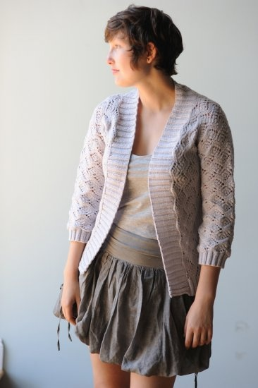 Kara- available as a single pattern now!  Yay!