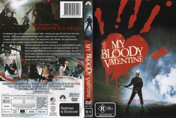my bloody valentine movie amazon