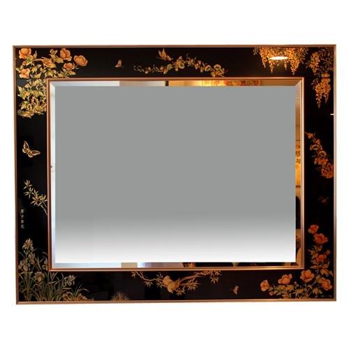 Oversized LaBarge mirror