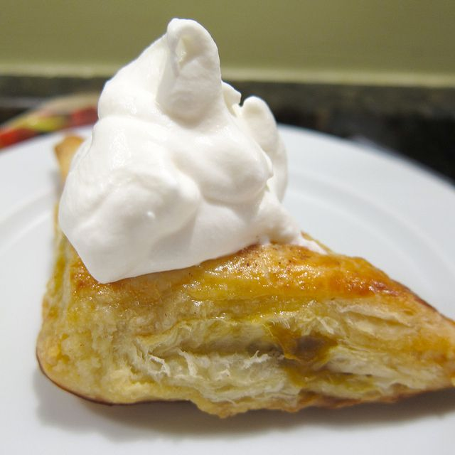 Easy Pumpkin Turnovers | Food Fight and It's All Right | Pinterest