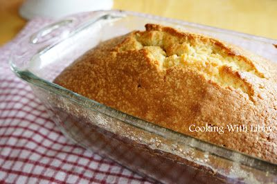 Grandmother's Pound Cake | Recipies I'd Like To Try | Pinterest