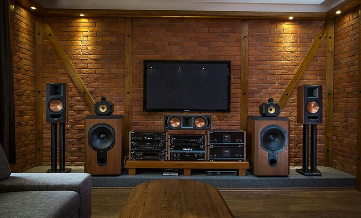 Thatu0027s what a living room should look (and sound) like! Audio - k che team 7